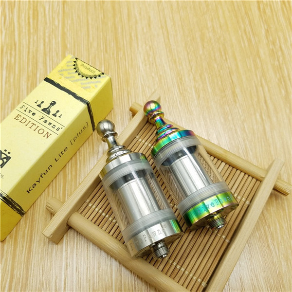 ss316 Kayfun Lite Plus Five Pawns RTA